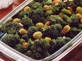 Broccoli alle olive