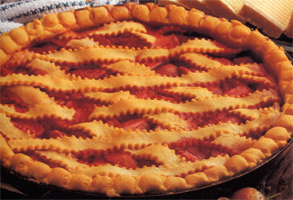 Crostata alle fragole