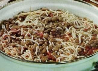 pasta e lenticchie, ingredienti e preparazione. ricette di ... - Cucinare Pasta E Lenticchie