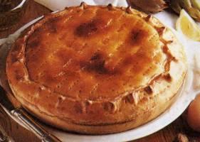 Torta Pasqualina Ai Carciofi Ingredienti E Preparazione Ricette Di